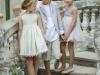 Trajes de ceremonia para niños 2017: Rubio Kids pantalón corto