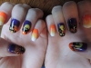 Uñas Halloween: diseños