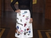 Velvet looks rueda de prensa 3ª temporada: Paula Echevarría de Dolce & Gabbana