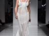Versace desfile alta costura PV 2016: Lara Stone
