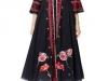 Vestidos con flores bordadas: Temperley London modelo Amity