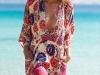Vestidos cortos verano 2017: BDBA estampado