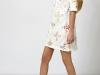 Vestidos cortos verano 2017: Intropia bordado