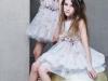 Vestidos de ceremonia niña 2017: Hortensia Maeso modelo Estrella
