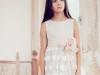 Vestidos de Comunión de calle 2016: Hortensia Maeso modelo con lunares