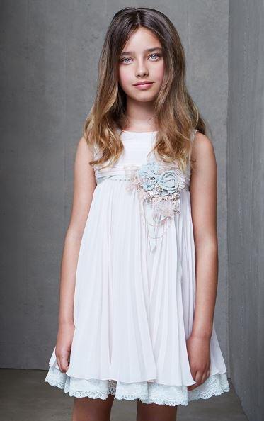 Vestidos comunion cortos hortensia maeso