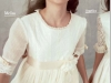 Vestidos de Comunión El Corte Inglés 2016: modelo Melisa y Angélica