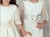 Vestidos de Comunión El Corte Inglés 2016: modelo Azahara
