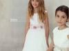 Vestidos de Comunión El Corte Inglés 2016: modelo Selena y Jazmín