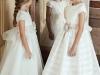 Vestidos de Comunión El Corte Inglés 2018: modelo Corinto