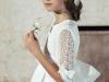 Vestidos de Comunión El Corte Inglés 2018: modelo Vilna