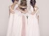 Vestidos de Comunión Nanos 2016: modelos niña espalda