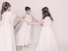 Vestidos de Comunión Nanos 2016: modelos niña
