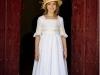 Vestidos de Comunión Pilar del Toro 2017: a medida modelo Bromelia
