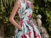 Vestidos de fiesta para invitadas de boda en primavera 2017: Dolores Promesas Heaven modelo corto