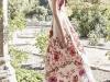 Vestidos de fiesta para invitadas de boda en primavera 2017: Dolores Promesas Heaven modelo largo con flores