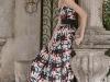 Vestidos de fiesta para invitadas de boda en primavera 2017: Dolores Promesas Heaven modelo palabra de honor