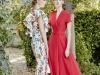 Vestidos de fiesta para invitadas de boda en primavera 2017: Dolores Promesas Heaven modelos corto y largo