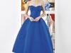 Vestidos de fiesta para invitadas de boda en primavera 2017: YolanCris modelo 15