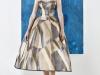 Vestidos de fiesta para invitadas de boda en primavera 2017: YolanCris modelo 39