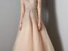 Vestidos de fiesta para invitadas de bodas de invierno 2017: Carolina Herrera modelo brillos