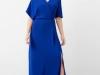 Vestidos de fiesta tallas grandes Violeta by Mango primavera 2017: azul