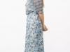 Vestidos de fiesta tallas grandes Violeta by Mango primavera 2017: estampado