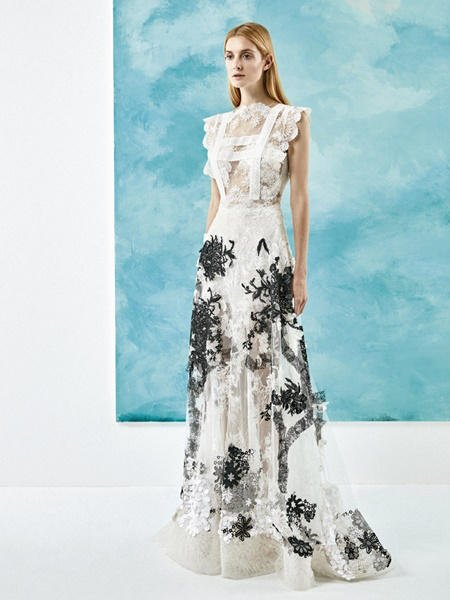 vestidos de fiesta yolancris primavera/verano 2017, ¡te enamorará