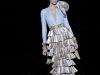 Vestidos de flamenca 2017: Ana Morón modelo metalizado