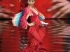 Vestidos de flamenca 2017: Ana Morón modelo rojo