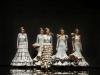 Vestidos de flamenca 2017: Ana Morón modelos metalizados