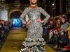Vestidos de flamenca 2017: Andrew Pocrid modelo animal print