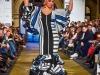 Vestidos de flamenca 2017: Javier Jiménez modelo volantes