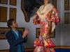 Vestidos de flamenca 2017: MiAbril modelo estampado