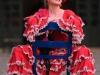 Vestidos de flamenca 2017: MiAbril modelo rojo