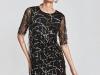 Vestidos de lentejuelas de Zara 2017: modelo flecos