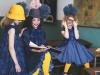 Vestidos de Navidad para niñas 2016: Rubio Kids azules
