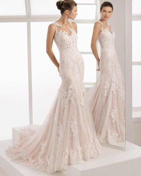 Vestidos de novia aire