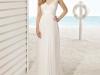 Vestidos de novia Aire Barcelona Beach Wedding 2018: modelo Ubio