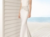 Vestidos de novia Aire Barcelona Beach Wedding 2018: modelo Uma