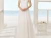Vestidos de novia Aire Barcelona Beach Wedding 2018: modelo Union
