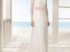 Vestidos de novia Aire Barcelona Beach Wedding 2018: modelo Uriarte