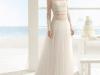 Vestidos de novia Aire Barcelona Beach Wedding 2018: modelo Ursa