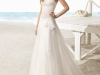 Vestidos de novia Aire Barcelona Beach Wedding 2018: modelo Usual