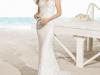 Vestidos de novia Aire Barcelona Beach Wedding 2018: modelo Utiel