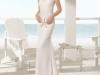Vestidos de novia Aire Barcelona Beach Wedding 2018: modelo Xiana