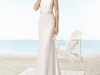 Vestidos de novia Aire Barcelona Beach Wedding 2018: modelo Xies