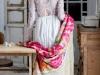 Vestidos de novia Analilen 2016: detalle espalda