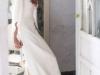 Vestidos de novia Analilen 2016: encaje en las mangas