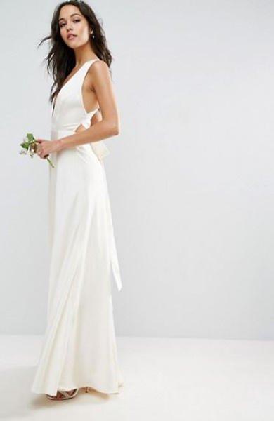 vestidos de novia baratos 2017, ¡menos de 600€! [fotos] - mujeralia